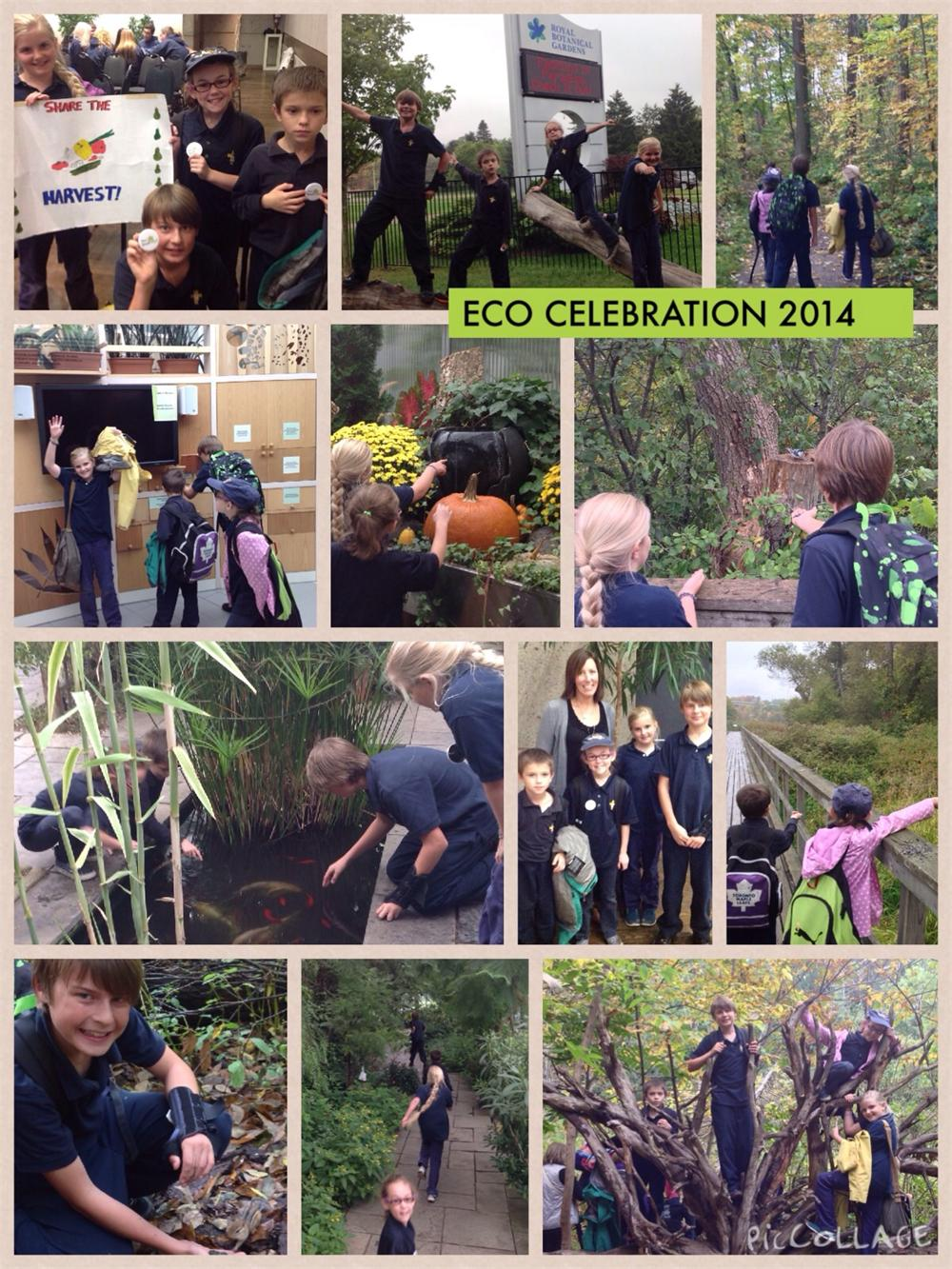 ECO Summary of Events 2013-2014