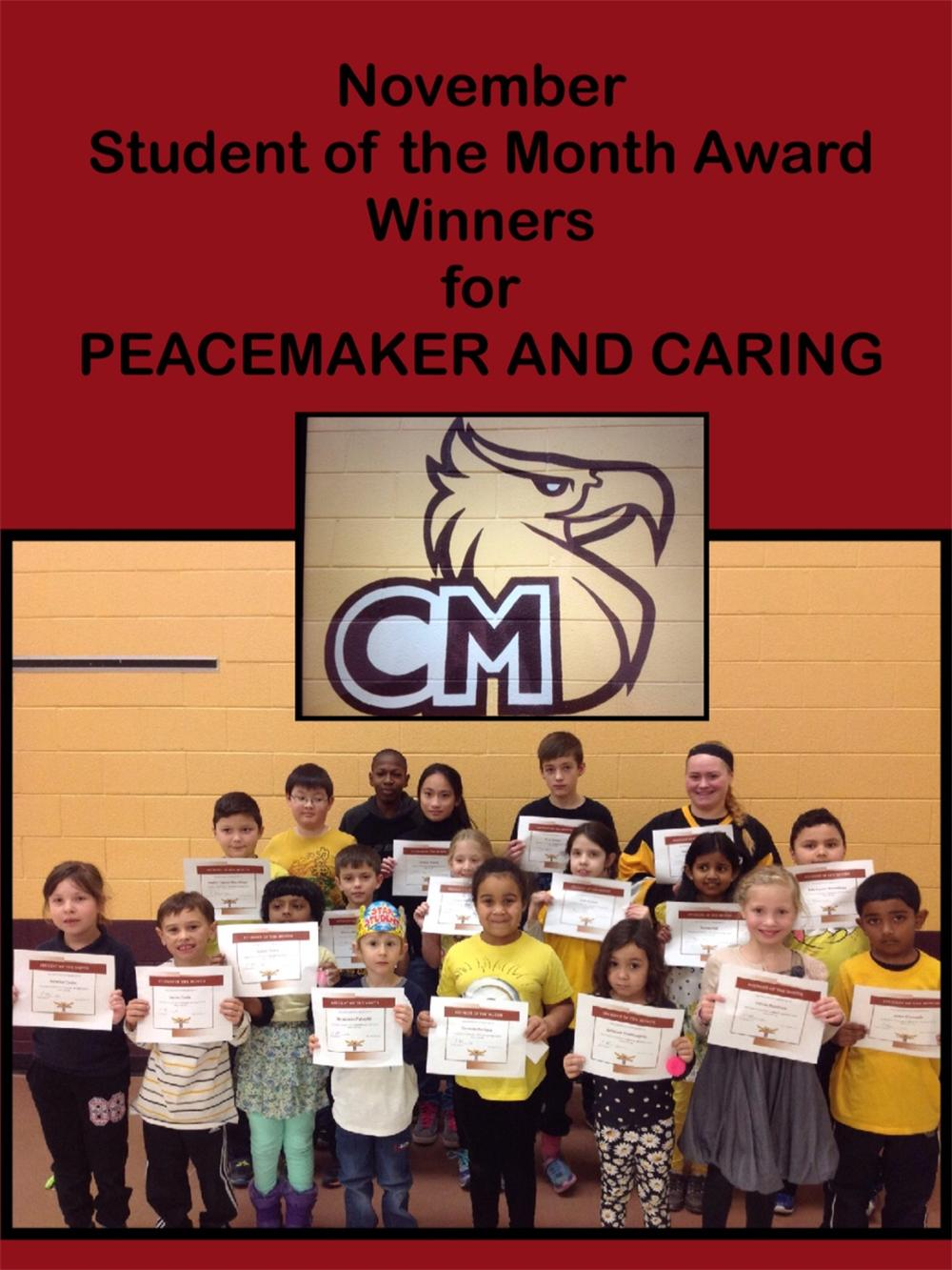 Peacemaker and Caring